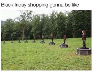 hunger games and black friday image