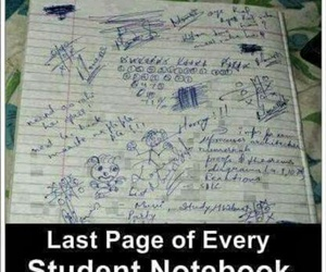 funny, school, and life image