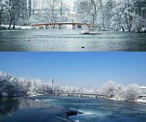 beautiful, winter, and jedina image