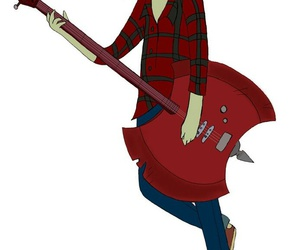 adventure time, the vampire king, and marshall lee image