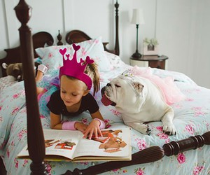 dog, dreams, and friend image