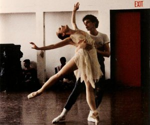 beautiful, ballet, and boy and girl image