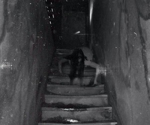 horror, creepy, and scary image