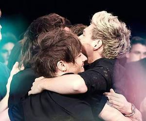 one direction, 1d, and louis tomlinson image