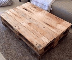 coffee tables and pallet coffee table image