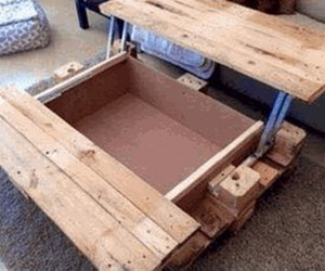 pallet coffee table and coffee tables image