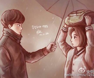 81 Images About Korean Drama Art On We Heart It See More About