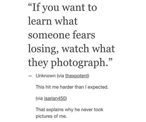 quote and photograph image