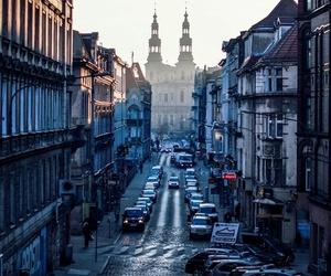 city, ciudad, and morning image