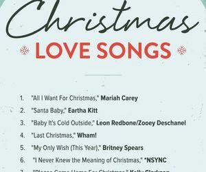 song and christmas image