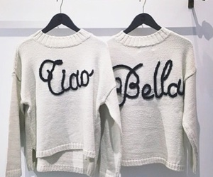 bella, ciao, and clothes image