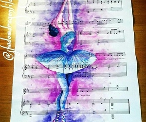 music, dance, and art image