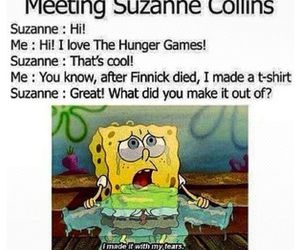the hunger games, thg, and finnick image