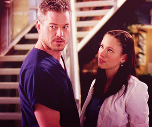 best couple, meant to be, and mark sloan image