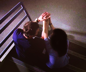 best couple, holding hands, and grey's anatomy image