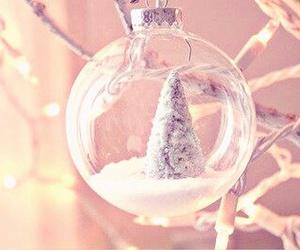 ball, christmas, and ornament image