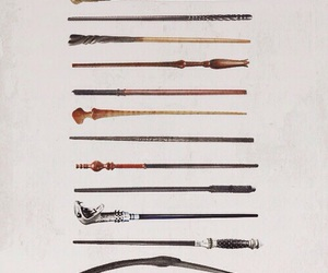 harry potter and wands image