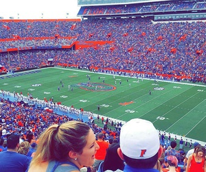 florida, football, and gators image