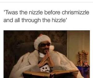 christmas, funny, and snoop dog image