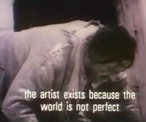 artist, art, and world image