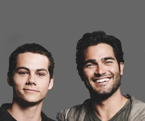 dylan o'brien, teen wolf, and tyler hoechlin image