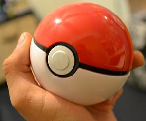 pokeball and pokemon image
