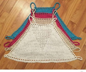 cute, 😍, and beautiful top crochet image