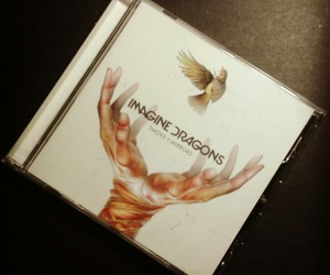 cd, immagine dragons, and il adoroo image