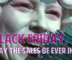 friday, haha, and sale image