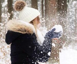 christmas, fashion, and cold image
