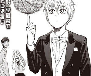 manga, anime, and kuroko no basket image