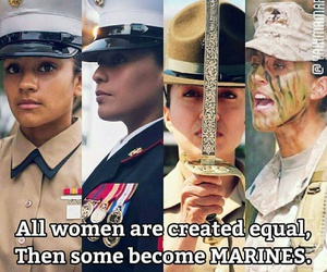 military, love, and semper fi image