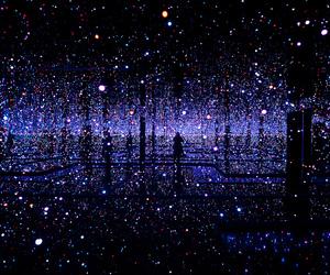 Dream, stars, and grunge image