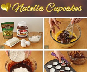 food, nutella, and diy image
