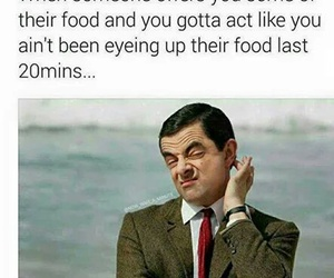 funny, food, and me image