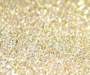 glitter, background, and gold image