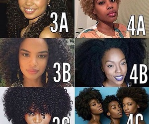 Afro, 3ª, and blackgirl image