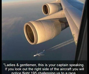 funny, race, and plane image