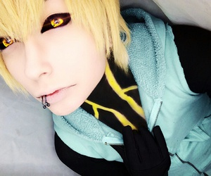 cosplay, anime, and one punch man image