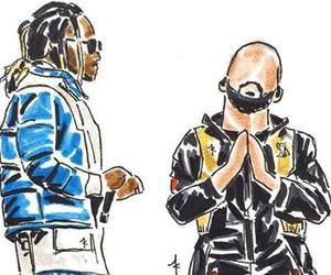Drake and future image