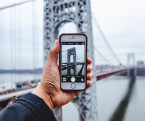 iphone, photography, and city image