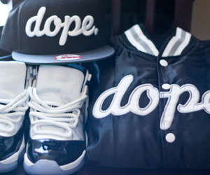 dope and shoes image