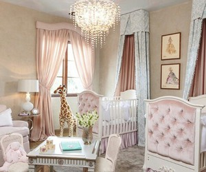 baby and baby room image