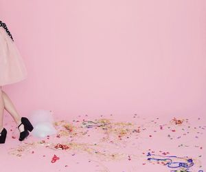 pink, party, and pastel image