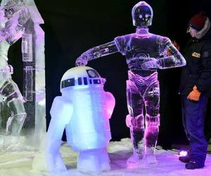 c3po, cool, and ice image