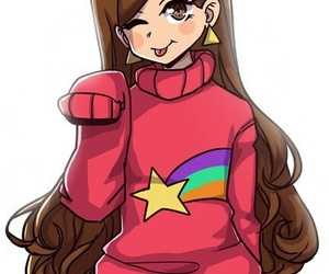 mable and gravity falls image