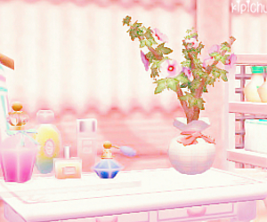 animal crossing, pink, and cute image