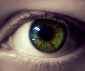 awesome, green, and green eyes image