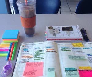 study, book, and student image