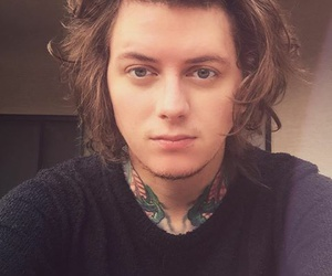 ben bruce, aa, and asking alexandria image